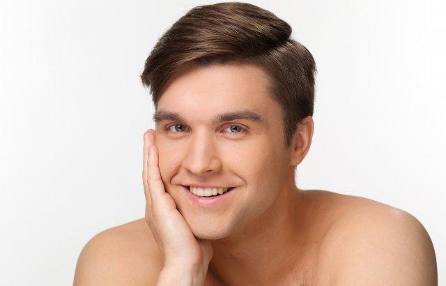 メンズのお肌を綺麗にする方法はコレ!まずは、お肌の自己分析から。
